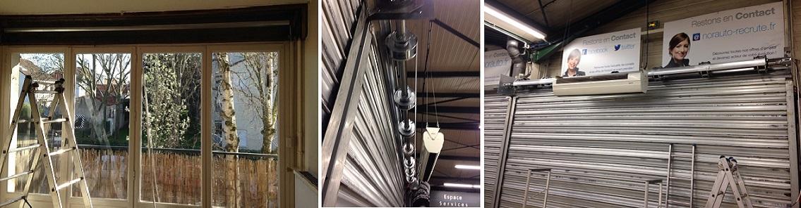 depannage volets et rideaux electriques